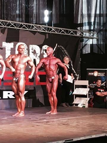 Bodybuilding IFBB Predator