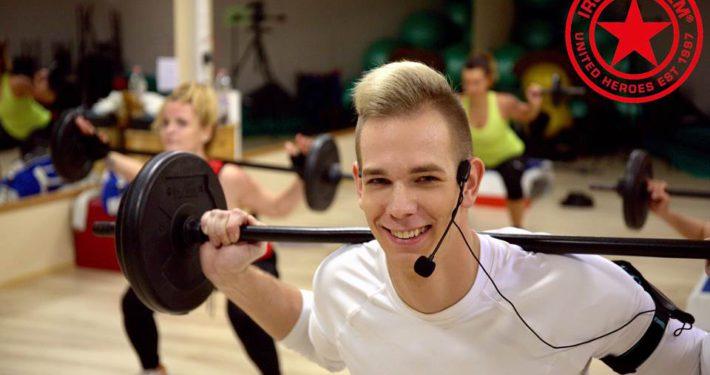 hot iron edzés budapest